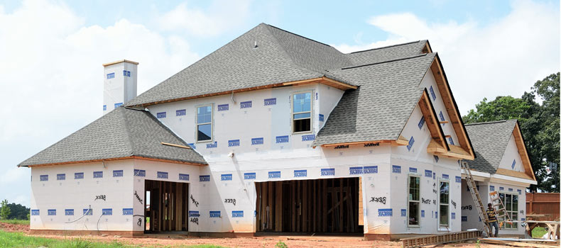 Get a new construction home inspection from SureView Home Inspections