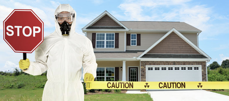 Have your home tested for radon by SureView Home Inspections